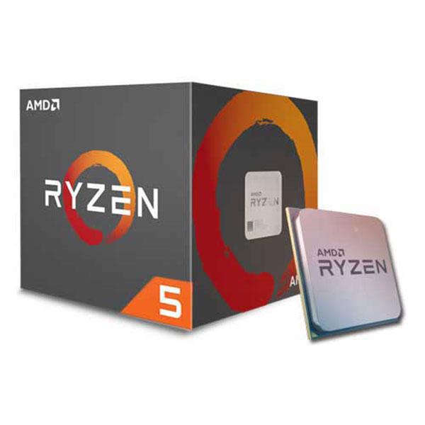 AMD Ryzen 5 1600 (Up to 3.6Ghz/ 19Mb cache) Ryzen