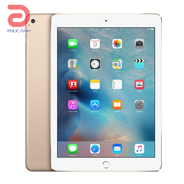 Apple iPad New Cellular (Gold)- 32Gb/ 9.7Inch/ 4G