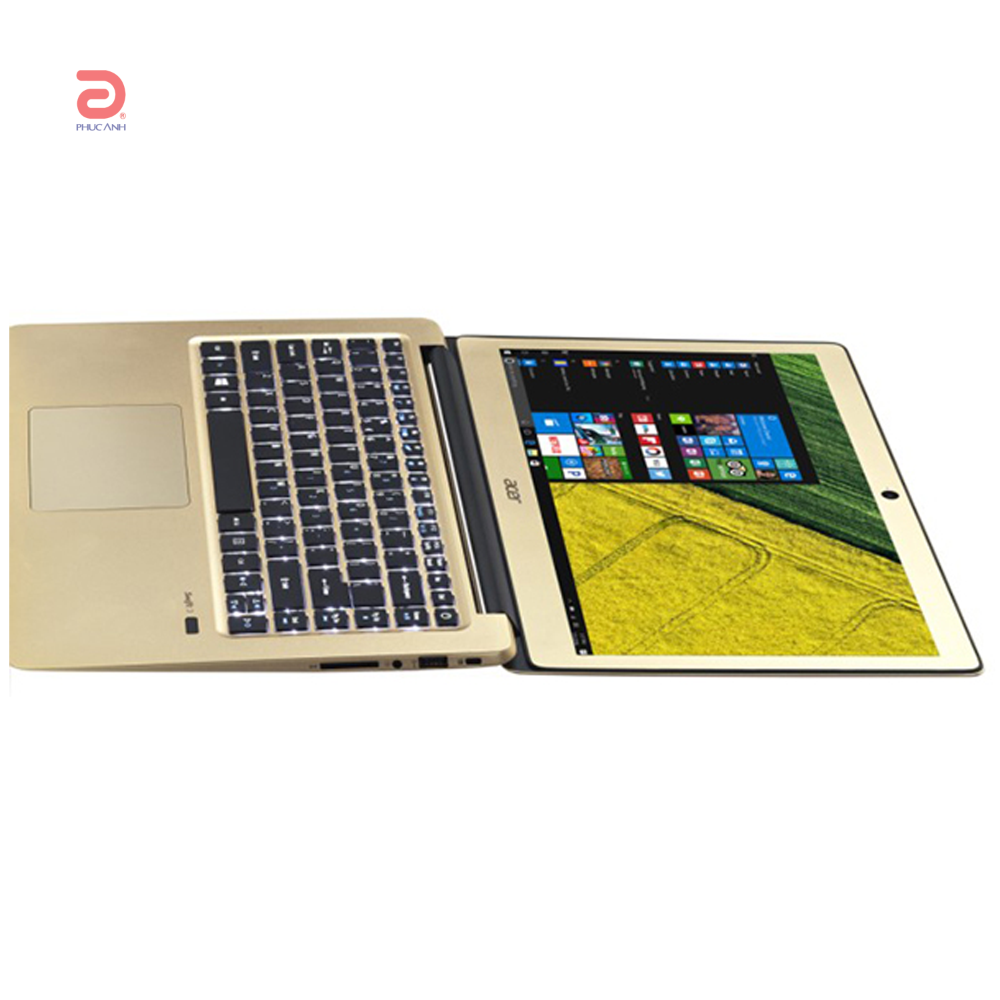 Laptop Acer Swift 3 SF314-51-32EX NX.GKKSV.006 (Gold)- Thiết kế đẹp, mỏng nhẹ hơn, cao cấp