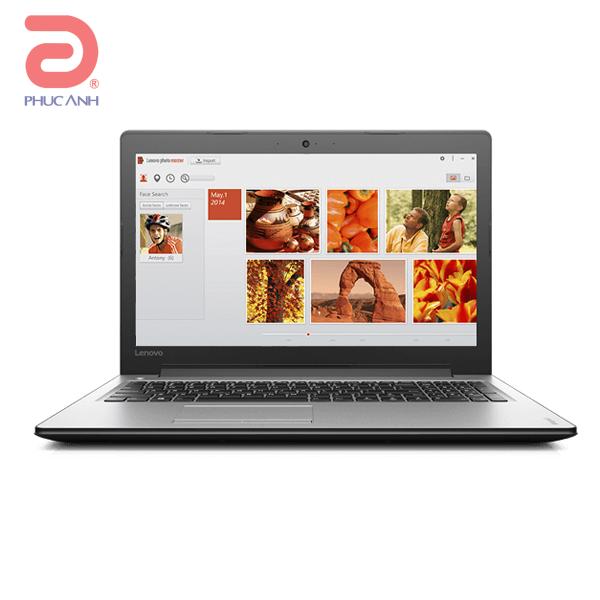 Laptop Lenovo Ideapad 310-15IKB-80TV01Y8VN (Bạc)- CPU Kabylake thế hệ mới