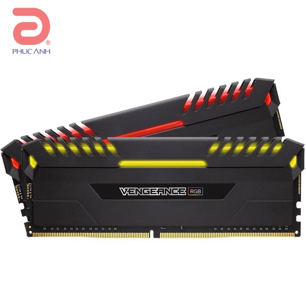 RAM Corsair Vengeance RGB 16Gb (2x8Gb) DDR4-2666- CMR16GX4M2A2666C16