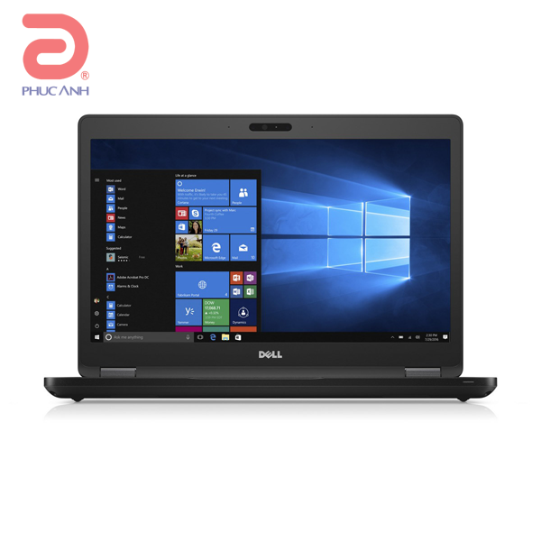 Laptop Dell Latitude 3000 series 3480-42LT340W01 (Black)- Thiết kế mỏng nhẹ