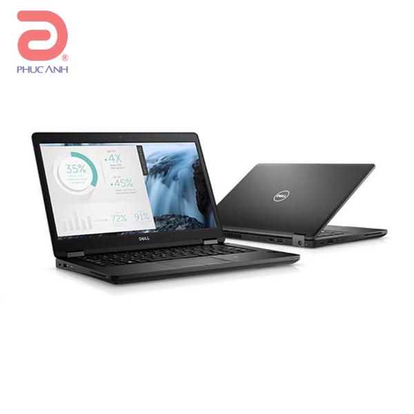 Laptop Dell Latitude 5000 series 5480-42LT540003 (Black)- Thiết kế mỏng nhẹ