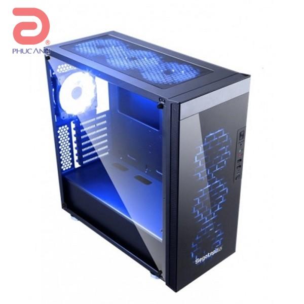 Vỏ máy tính Segotep K8  (E-ATX, ATX, Micro ATX, mini-ITX)