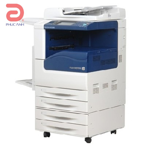 Máy photocopy Fuji Xerox V3065CPS + DADF + Duplex (Copy, In mạng, Scan màu, Scan mạng/ DADF/ Duplex)