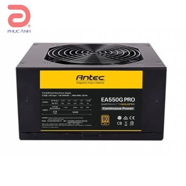 Nguồn Antec EA550G PRO 550W -80 Plus Gold
