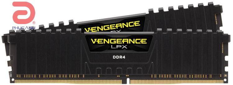 RAM Corsair 16Gb (2x8Gb) DDR4-2400- CMK16GX4M2Z2400C16 (Ryzen AMD)