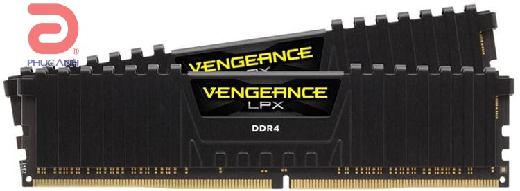 RAM Corsair 16Gb (2x8Gb) DDR4-2666- CMK16GX4M2Z2666C16 (Ryzen AMD)