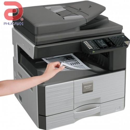 Máy photocopy Sharp AR-6023NV (Copy/ In mạng / Scan màu)