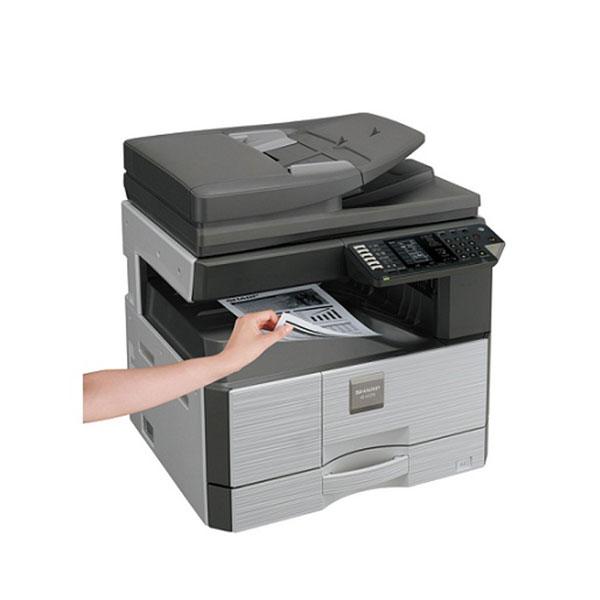 Máy photocopy Sharp AR-6026NV (Copy/ Print mạng/ Scan mạng)