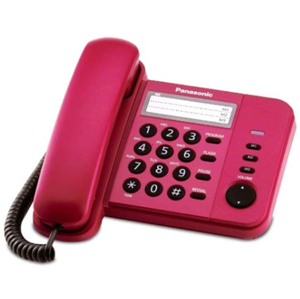 Điện thoại Cố định Panasonic KXTS580
