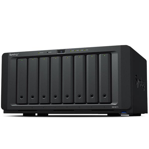 Ổ lưu trữ mạng Synology DS1817+ (2Gb) (chưa có ổ cứng)