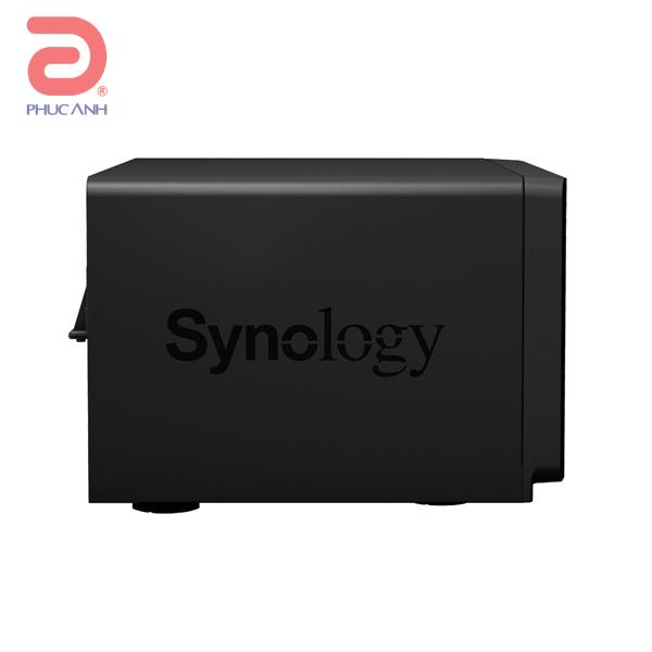 Ổ lưu trữ mạng Synology DS1817+ (8Gb) (chưa có ổ cứng)