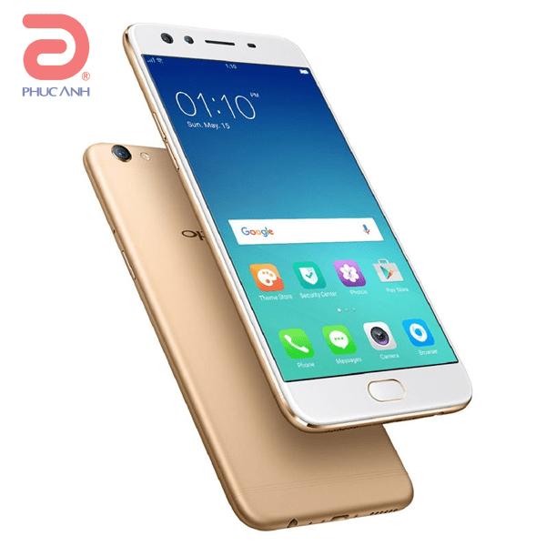 Oppo F3  (Gold)- 5.5Inch/ 64Gb/ 2 sim