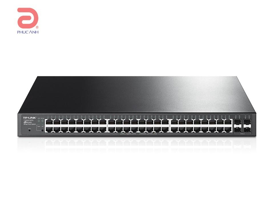 Thiết bị chia mạng TP-Link T1600G-52TS