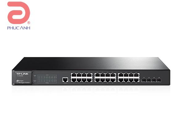 Thiết bị chia mạng TP-Link TL-SG3424