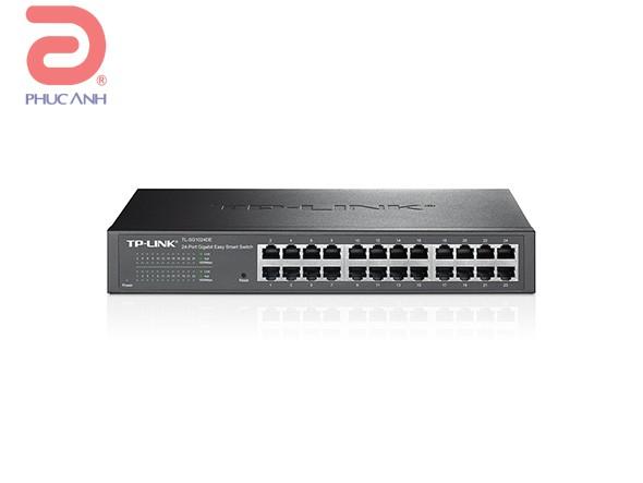 Thiết bị chia mạng TP-Link TL-SG1024DE