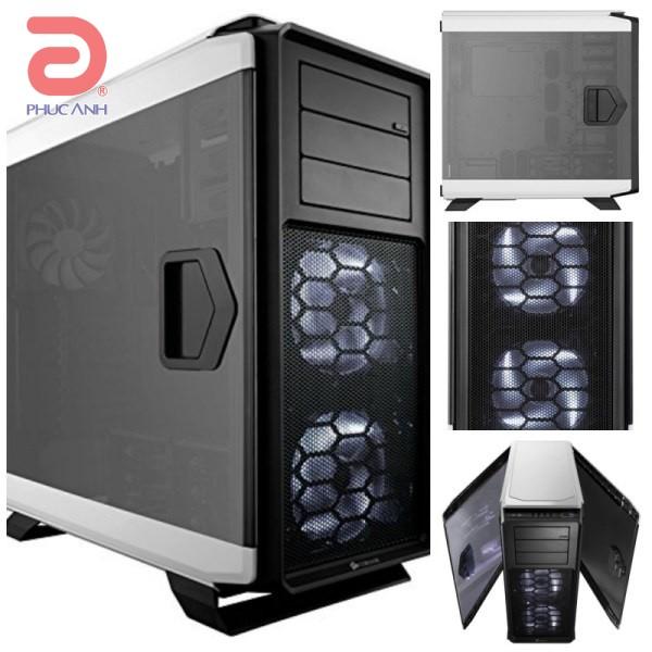 Vỏ máy tính Corsair Graphite Series™ 760T - Trắng  ( Mini ITX, Micro ATX, ATX, E-ATX, XL-ATX)