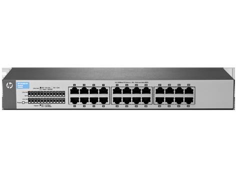 Thiết bị chia mạng HPE 1410 24 - J9663A