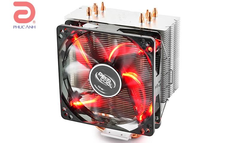 Tản nhiệt CPU DeepCool Gammax 400I Red