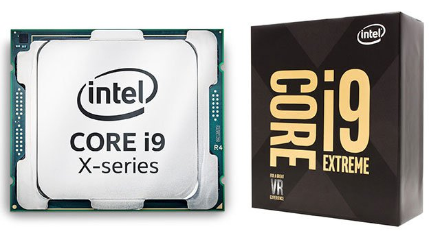 CPU Intel Core i9 7980XE (Up to 4.20Ghz/ 24.75Mb cache) Skylake-X