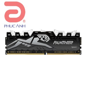 RAM Apacer Panther Rage 4Gb DDR4-2400 (LED)