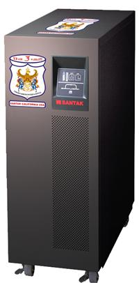 Bộ lưu điện Online Santak C10KE (10 KVA / 7 KW)
