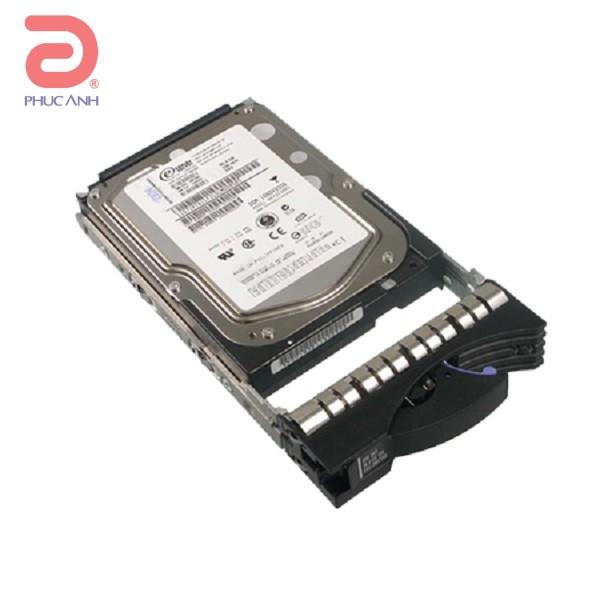 Ổ cứng server IBM 300Gb 10.000rpm SCSI 3.5Inch Ultra 320 40K1025-  hàng nhập khẩu