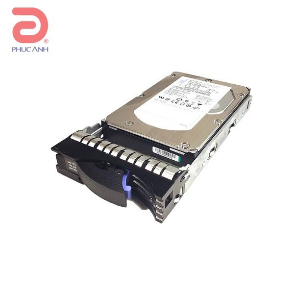 Ổ cứng server IBM 146Gb 15K 6Gbps SAS 3.5Inch - 40K1044 - hàng nhập khẩu