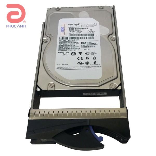 Ổ cứng server IBM 300Gb 15K 6Gbps SAS 3.5Inch - 44W2234 - hàng nhập khẩu