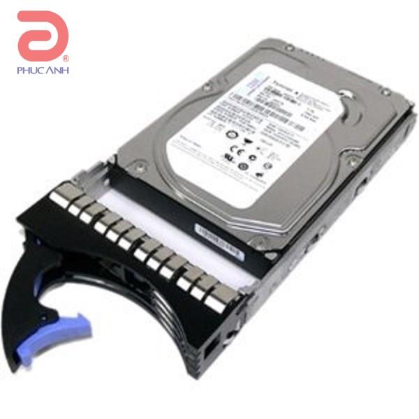 Ổ cứng server IBM 1Tb 7200rpm 6Gbps SAS 3.5Inch - 42D0777 - hàng nhập khẩu