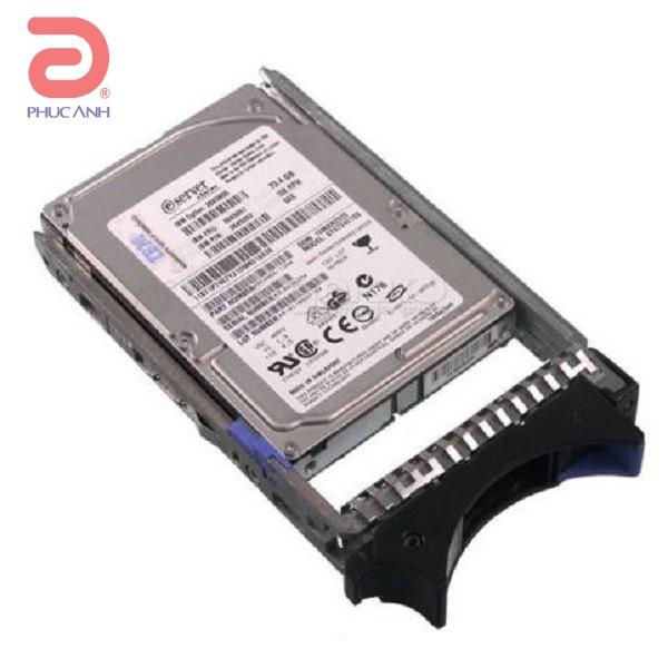 Ổ cứng server IBM 500Gb 7200rpm 6Gbps SAS 2.5Inch - 42D0707 - hàng nhập khẩu