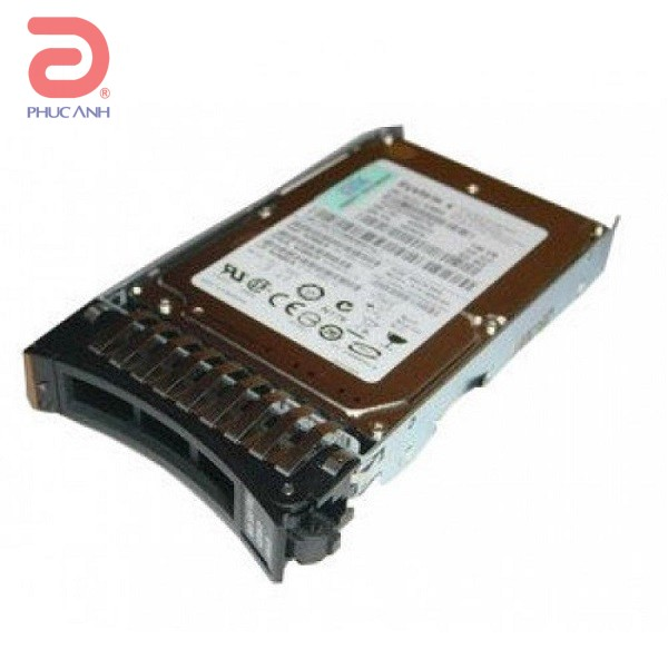 Ổ cứng server IBM 146Gb 10.000rpm 6Gbps SAS 2.5Inch - 42D0632 - hàng nhập khẩu