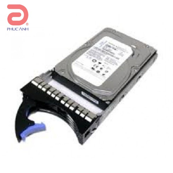 Ổ cứng server IBM 146Gb 15.000rpm 6Gbps SAS 2.5Inch - 42D0677 - hàng nhập khẩu