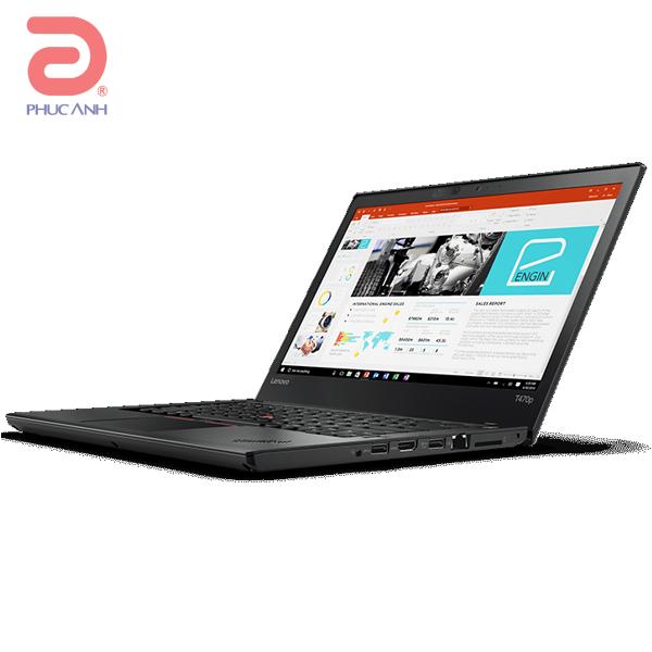 Laptop Lenovo Thinkpad T470S-20HGA08LVA (Black)- Sản phẩm cao cấp, thiết kế mỏng