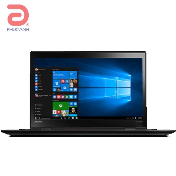 Laptop Lenovo Thinkpad X1 Carbon5-20HQ0007VN/20HQA0EWVN (Black)- Màn hình QHD