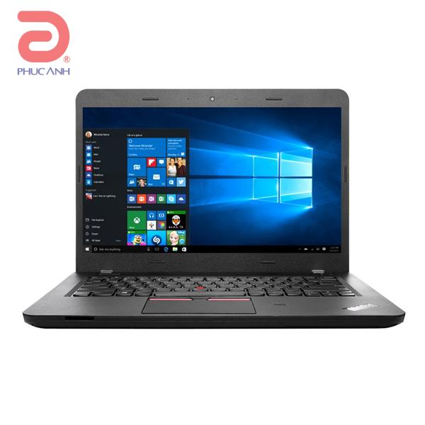 Laptop Lenovo Thinkpad E570-20H5A02HVN (Black)- CPU Kabylake, nhận dạng vân tay