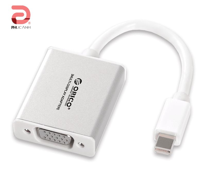 Cáp chuyển đổi Orico DMP3V từ Mini Displayport sang VGA