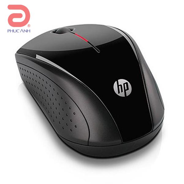 Chuột không dây HP X3000 (Đen)