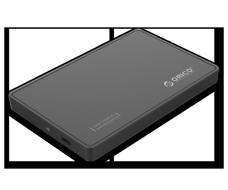 Hộp đựng ổ cứng Orico 2588C3 2.5Inch USB3.1 & Type C