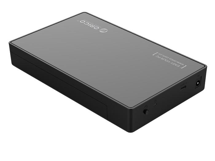 Hộp đựng ổ cứng Orico 3588C3 2.5&3.5inch USB3.0 & Type C