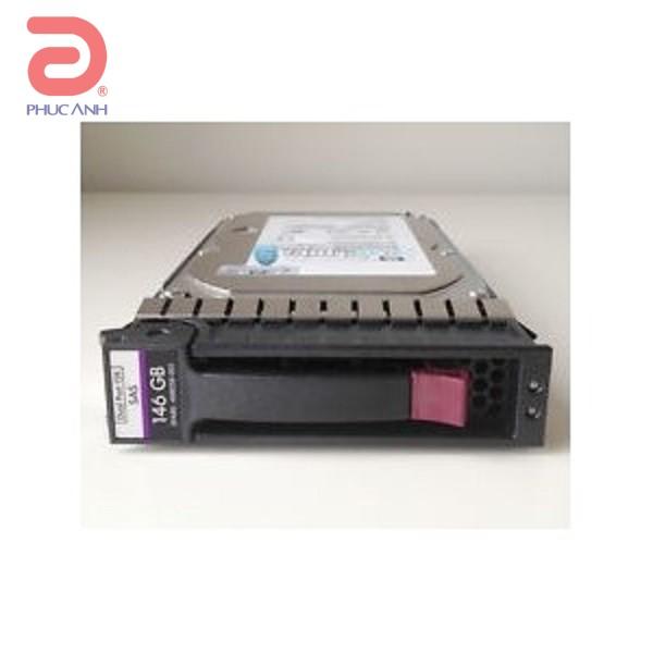 Ổ cứng server HP 146Gb 15.000rpm SAS 3.5Inch - 384854-B21 - hàng nhập khẩu