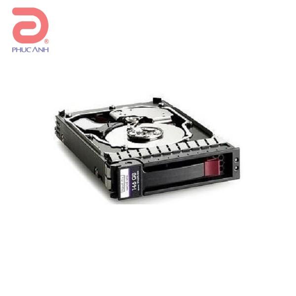 Ổ cứng server HP 146Gb 15.000rpm SAS 2.5Inch - 512547-B21 - hàng nhập khẩu