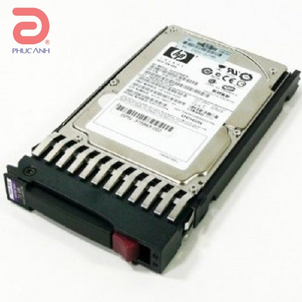 Ổ cứng server HP 500Gb 7200rpm 6Gbps SATA 2.5Inch - 507610-B21 - hàng nhập khẩu