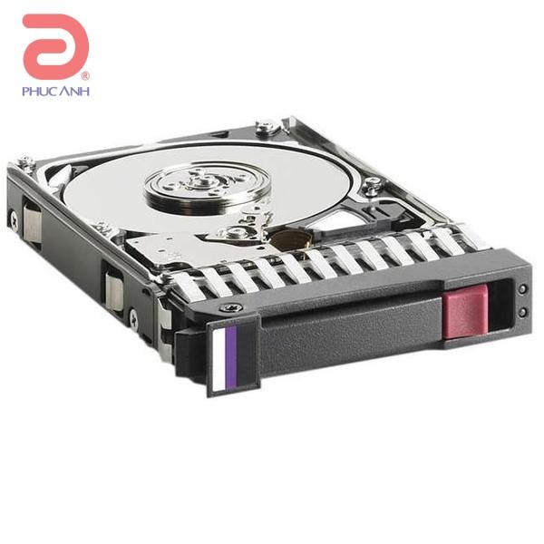 Ổ cứng server HP 300Gb 10.000rpm 6Gbps SAS 2.5Inch - 652564-B21 - hàng nhập khẩu