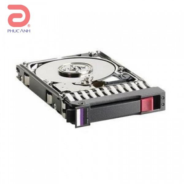 Ổ cứng server HP 600Gb 10.000rpm 6Gbps SAS 2.5Inch - 652583-B21 - hàng nhập khẩu