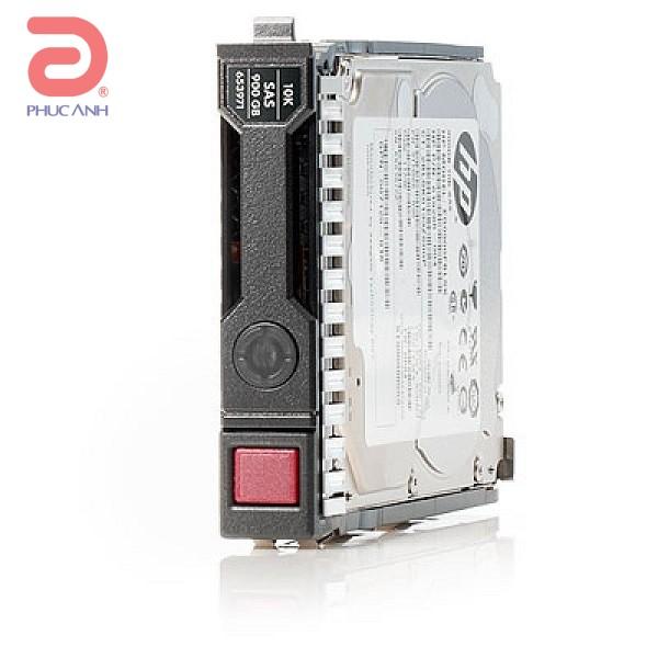Ổ cứng server HP 300Gb 15.000rpm 6Gbps SAS 2.5Inch - 652611-B21 - hàng nhập khẩu