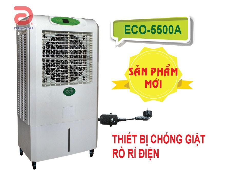 Quạt điều hòa Eco - 5500A