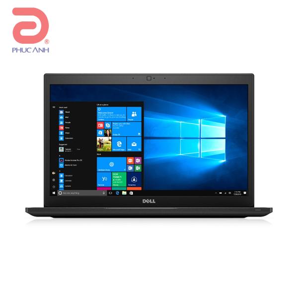 Laptop Dell Latitude 7480-L7480I714W (Black)- Thiết kế mỏng nhẹ