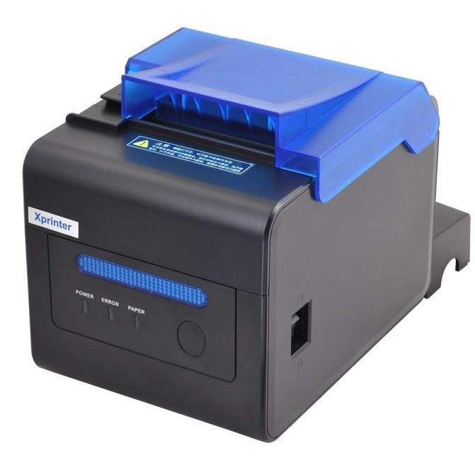 Máy in hóa đơn siêu thị XPrinter XP-C300H